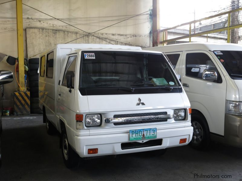 Used Mitsubishi L300 FB for sale in Quezon City