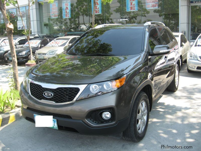 Used Kia Sorento in Philippines