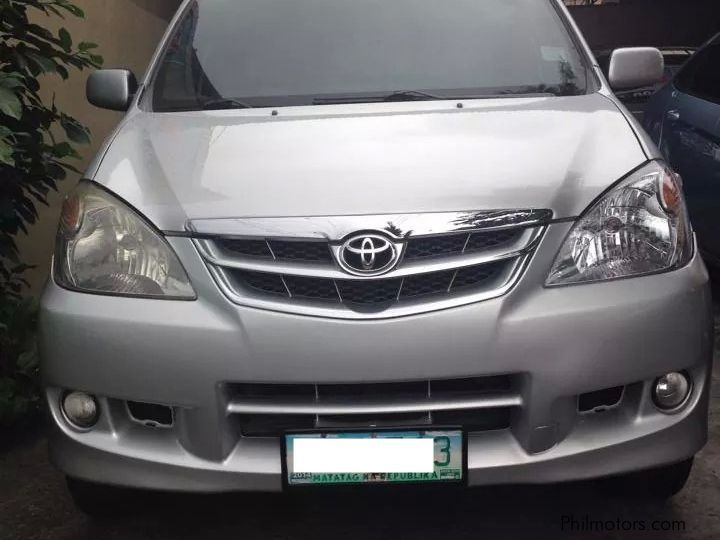 Used Toyota Avanza G for sale in Muntinlupa City
