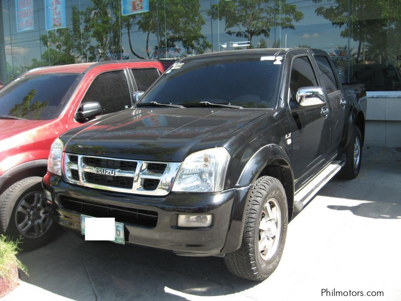 Used Isuzu D-Max in Philippines