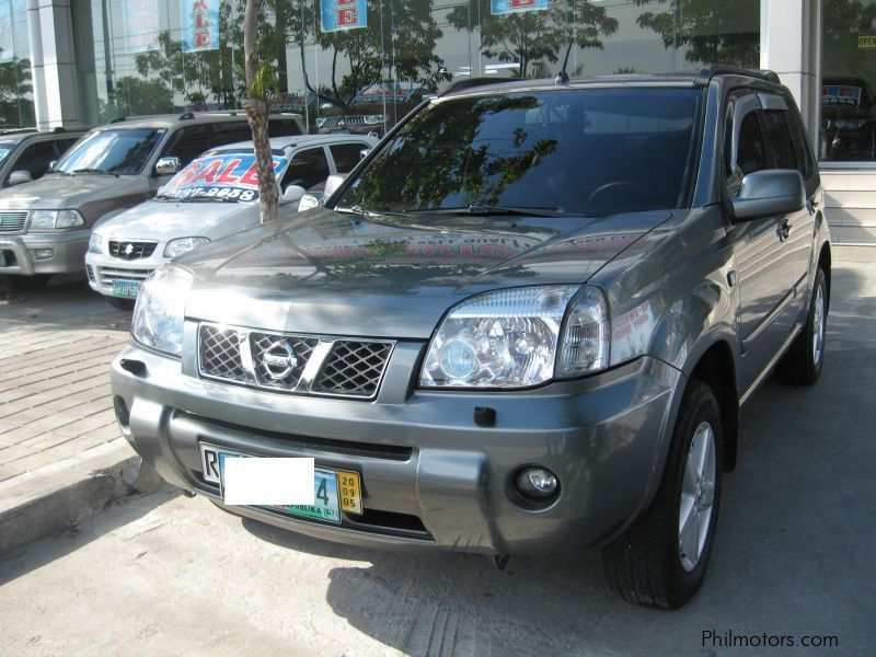 Used Nissan X-trail in Philippines