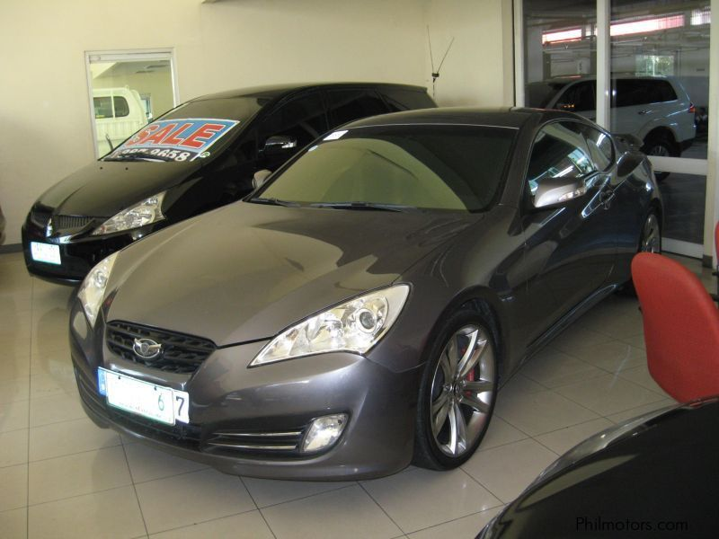 Used Hyundai Coupe in Philippines