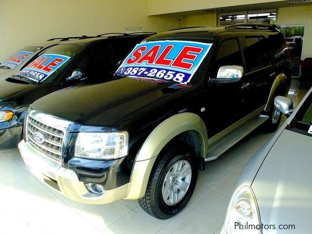 Used Ford Everest in Philippines