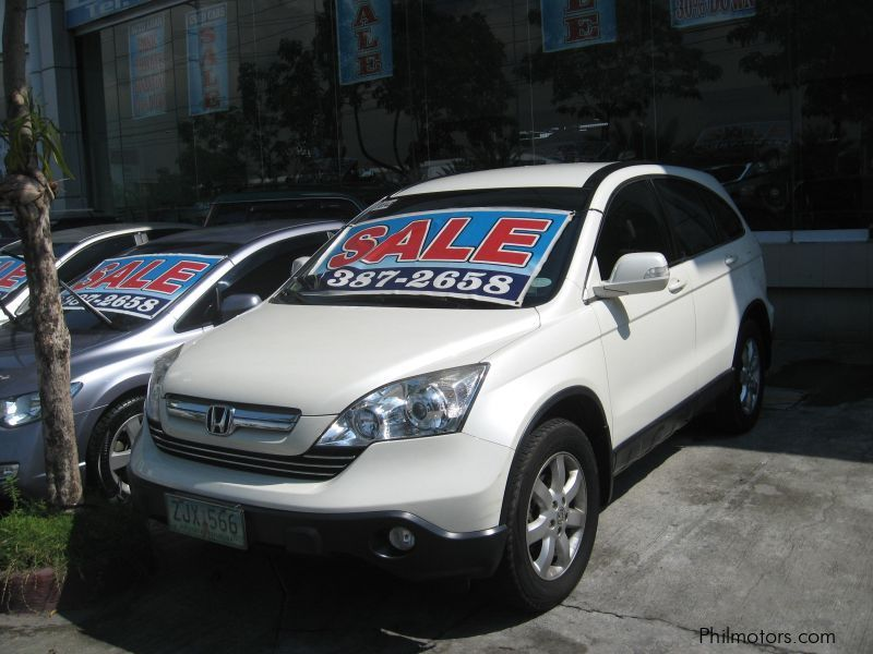 Used Honda CRV in Philippines