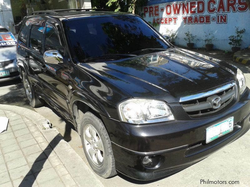 Used Mazda Tribute for sale in Muntinlupa City