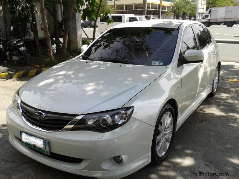 Used Subaru Impreza for sale in Muntinlupa City