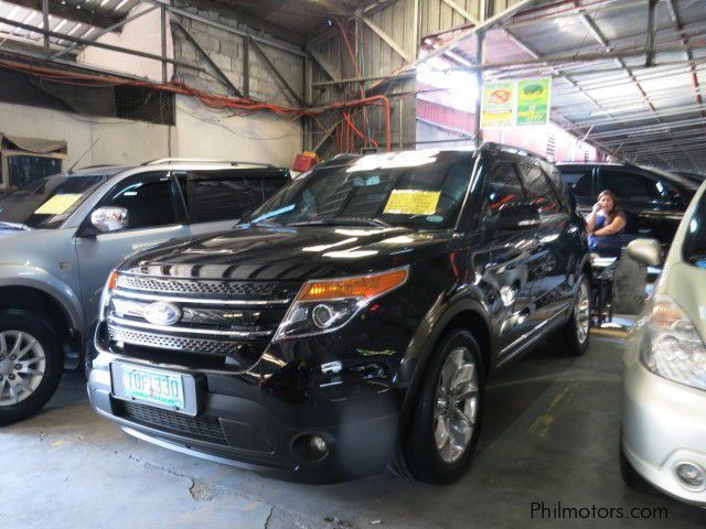 Pre-owned Ford Explorer  for sale in Pasig City