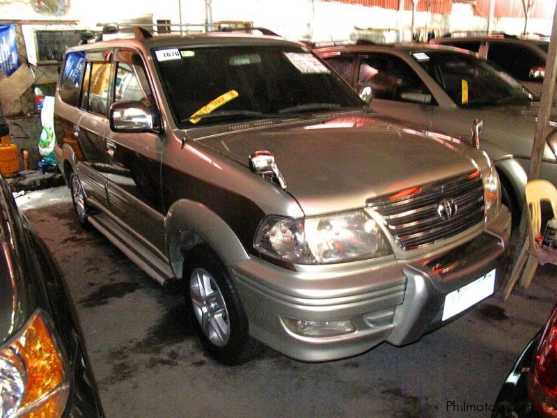 Pre-owned Toyota Revo VX200 for sale in Pasig City