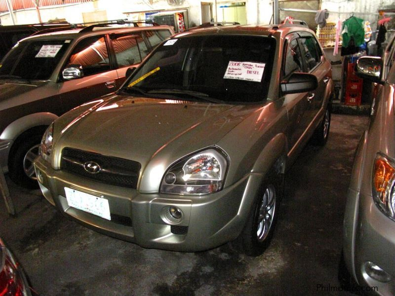 Pre-owned Hyundai Tucson CRDi for sale in Pasig City