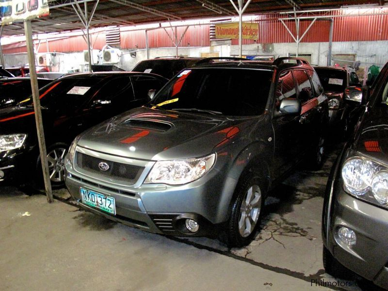 Pre-owned Subaru Forester for sale in Pasig City