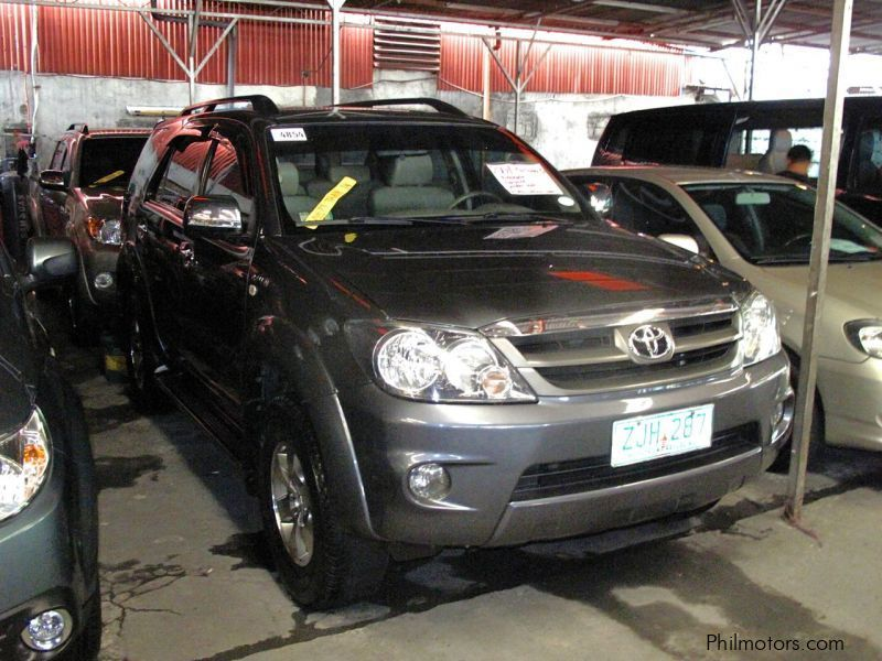 Pre-owned Toyota Fortuner G for sale in Pasig City