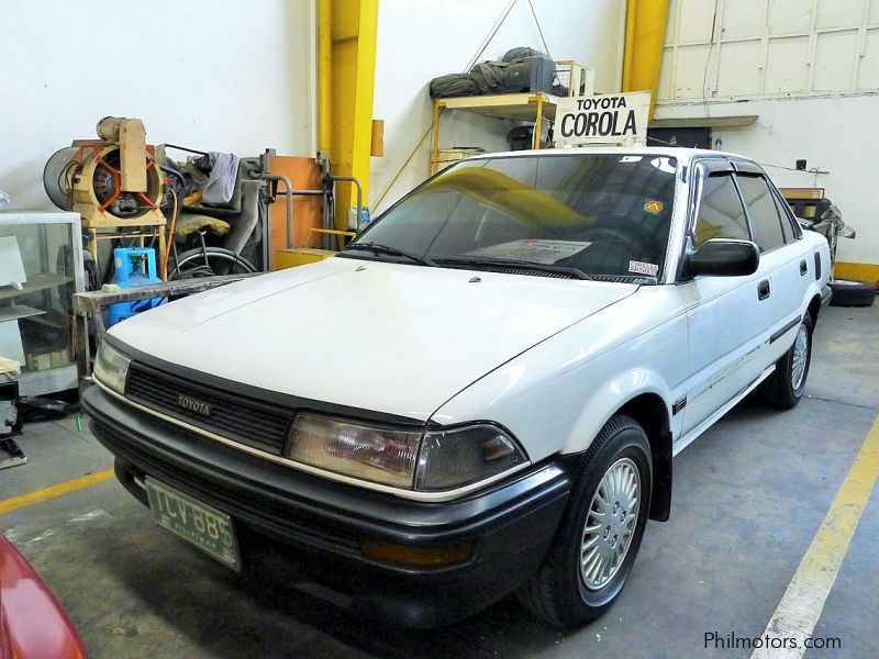 Pre-owned Toyota Corolla for sale in Quezon City