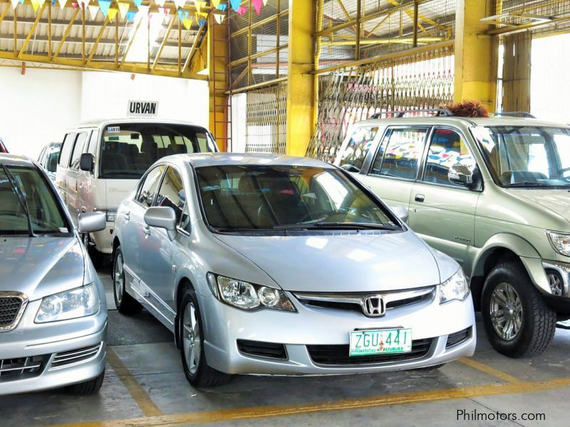 Pre-owned Honda Civic for sale in Quezon City