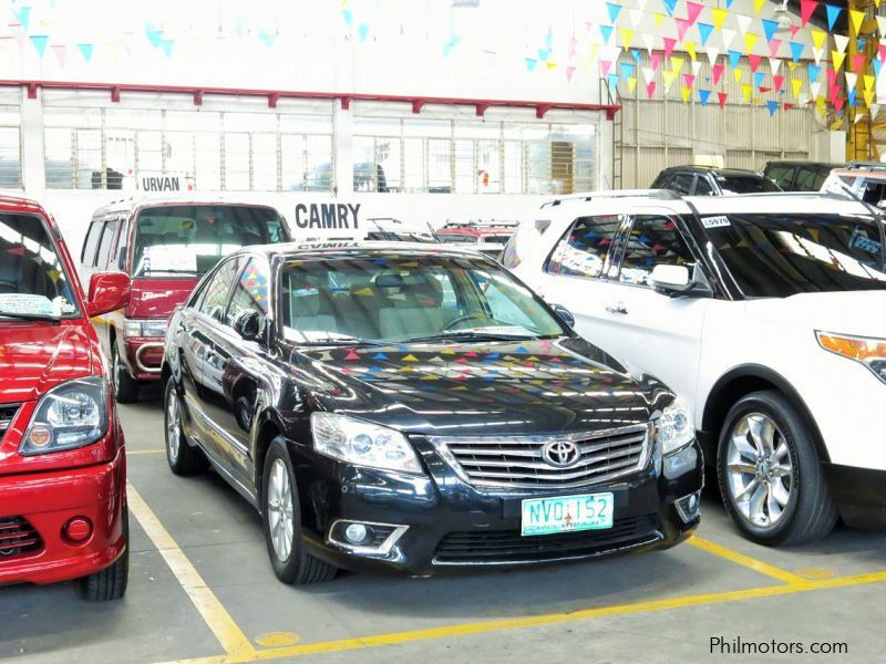 Pre-owned Toyota Camry for sale in Quezon City