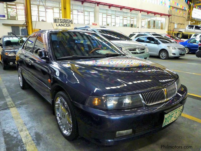 Pre-owned Mitsubishi Lancer for sale in Quezon City