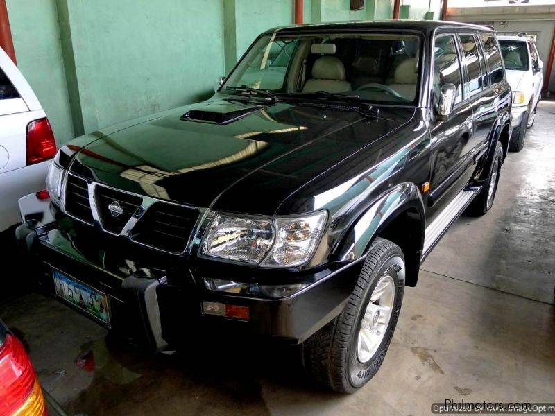 Used Nissan Patrol for sale in Quezon City