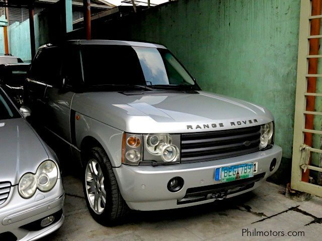Used Land Rover Range Rover HSE for sale in Quezon City
