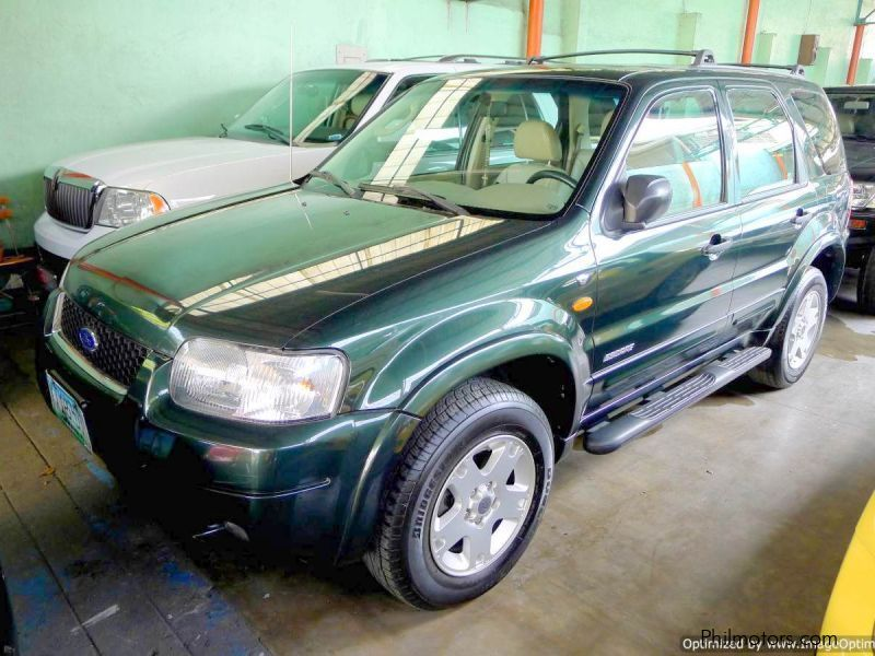 Used Ford Escape for sale in Quezon City
