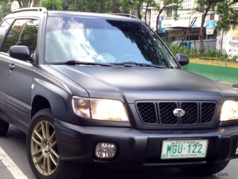 Used Subaru Forester for sale in Quezon City