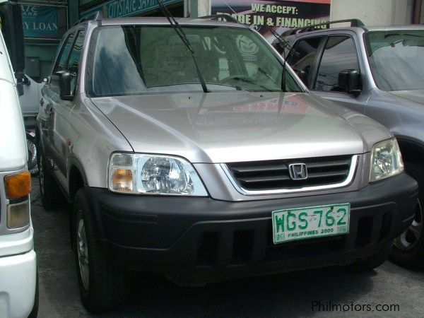 Pre-owned Honda CRV for sale in Las Pinas City