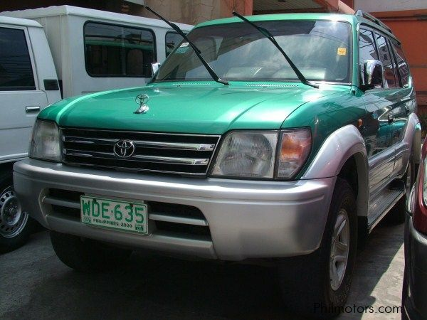 Used Toyota Land Cruiser Prado for sale in Las Pinas City
