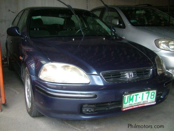 Used Honda Civic for sale in Las Pinas City
