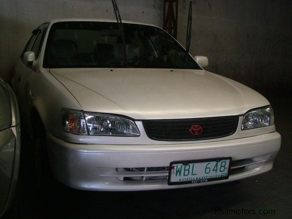 Used Toyota Corolla Xe for sale in Las Pinas City