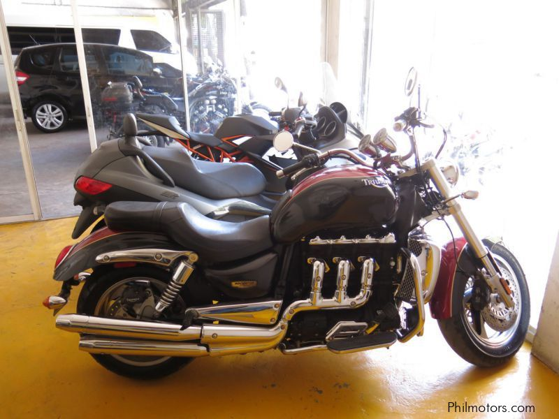 Used Triumph Rocket III for sale in Cebu