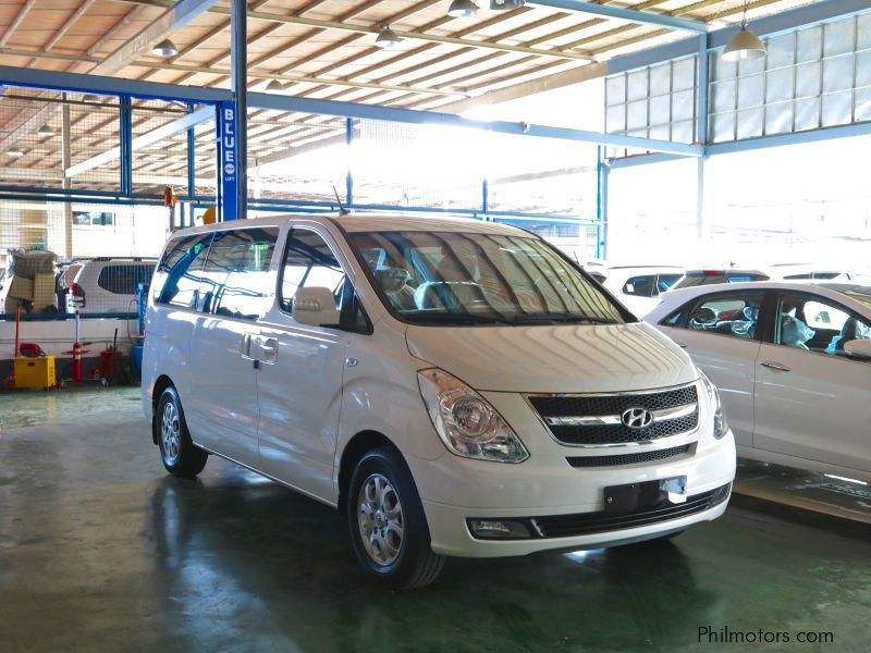 Used Hyundai Grand Starex Luxury in Pasig City