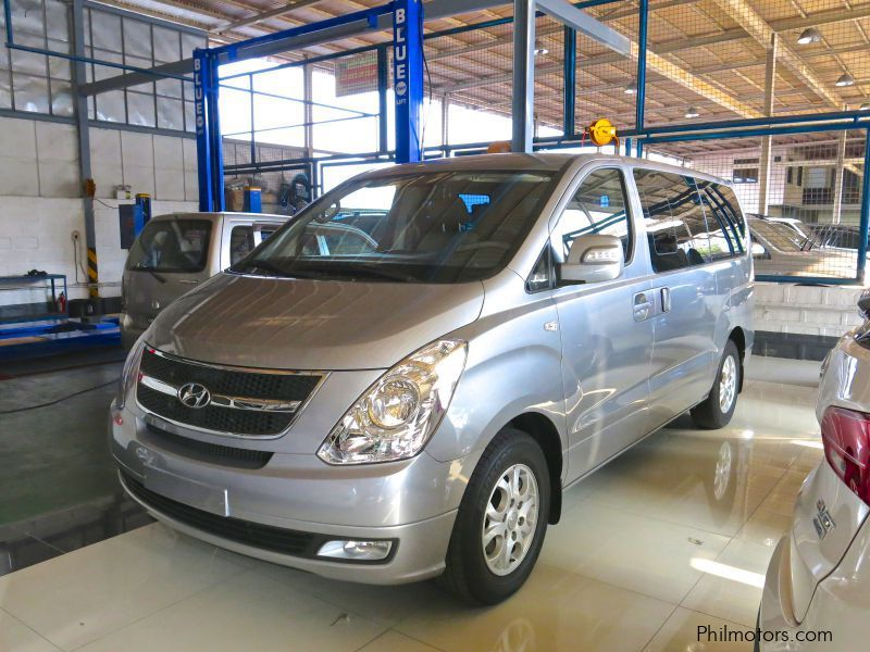 Used Hyundai Grand Starex  in Pasig City