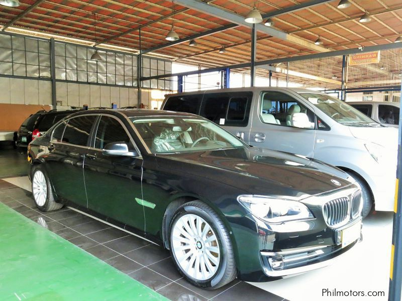 Used BMW 730ld for sale