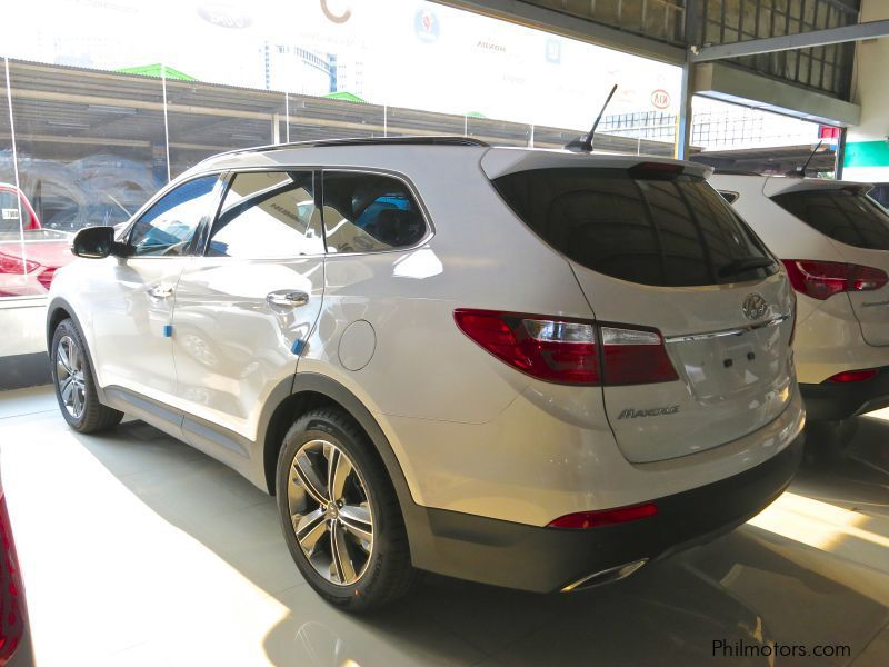 Used Hyundai Maxcruz in Pasig City