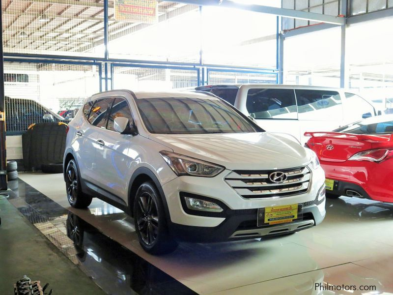 Used Hyundai Santa Fe in Pasig City