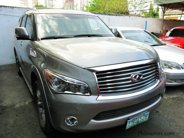 Used Infiniti QX56 for sale in Makati City