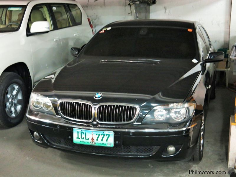 Used BMW 730 Li for sale