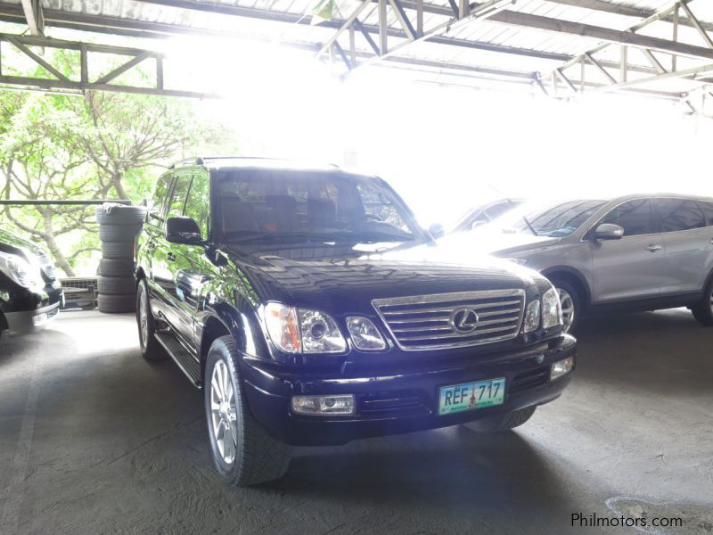 Used Lexus LX470 for sale in Makati City
