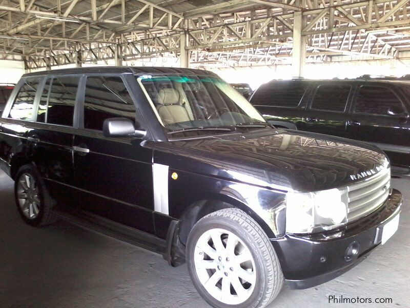 Used Land Rover range rover for sale in Makati City