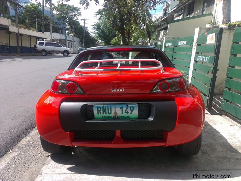 Used Smart Roadster for sale in Makati City