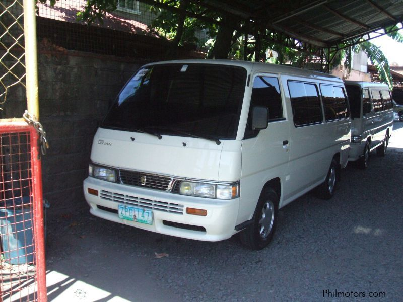 Used Nissan Urvan in Cavite