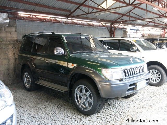 Used Toyota Prado in Philippines