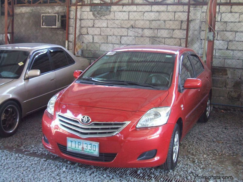 Used Toyota Vios E in Cavite