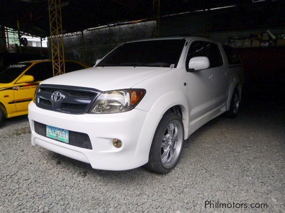 Used Toyota Hilux in Philippines