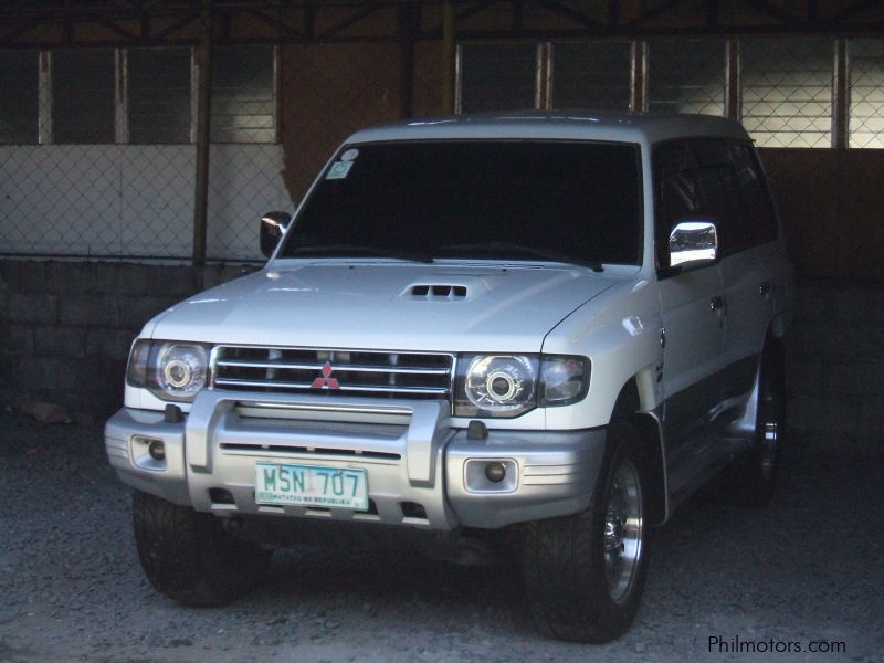 Used Mitsubishi Pajero in Cavite