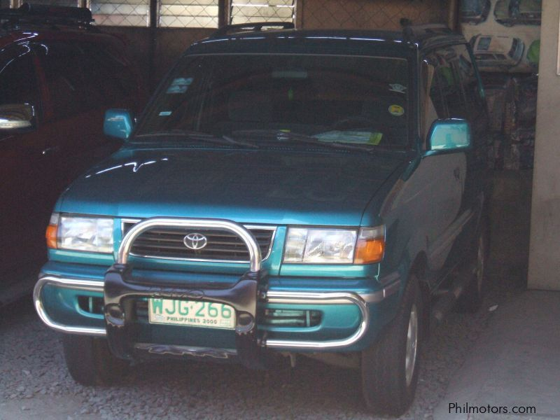 Used Toyota Revo GLX in Cavite
