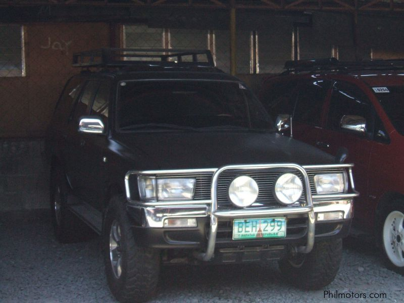 Pre-owned Toyota Surf  for sale in Cavite