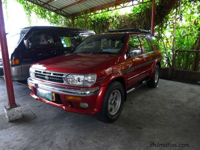 Used Nissan Terrano in Philippines
