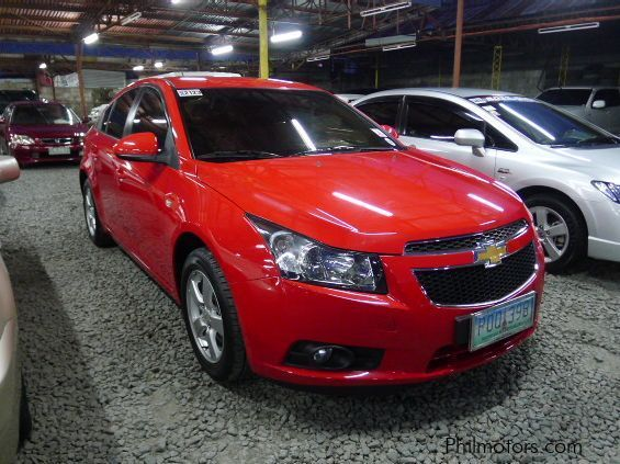 Used Chevrolet Cruze in Philippines