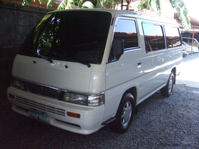 Used Nissan Urvan Doom 2 in Cavite