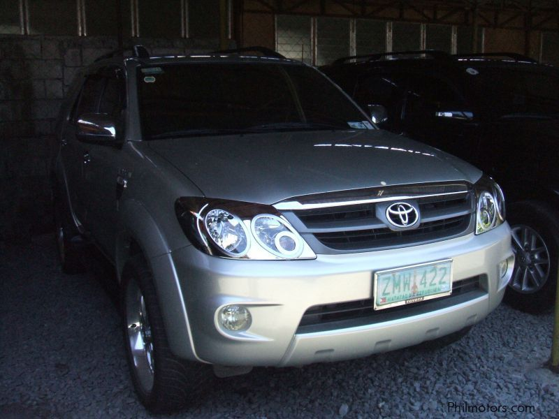 Used Toyota Fortuner G in Cavite