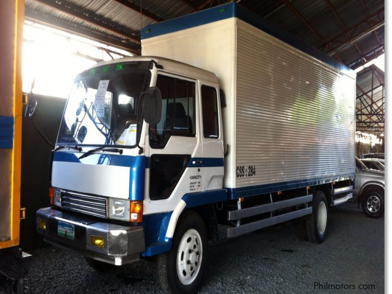 Used FSO Fuso Fighter Aluminium in Cavite